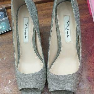 Nina's New York shoes